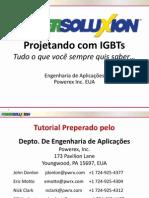 Projetar com módulos IGBTs Novembro de 2011
