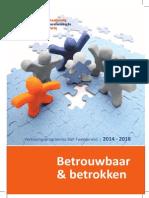 Verkiezingsprogramma 2014