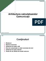 Arhitectura calculatoarelor