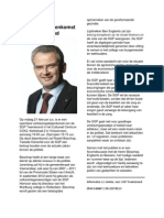 Persbericht - Bisschop Op Verkiezingsbijeenkomst SGP Twenterand