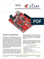 Gizduino v4 Hardware Manual