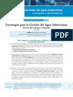 GWM_Briefing_3_estrategia Para La Gestion Del Agua Subterranea