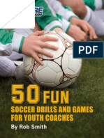 50 Fun Soccer Drills