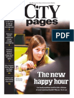 City Pages - The New Happy Hour - 2/20/14