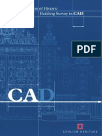 The Presentation of Historic Building Survey in CAD.pdf