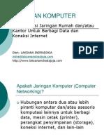Modul Jaringan Komputer