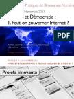 Séance 9 // Internet et Démocratie (1/3)