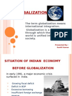 IMPACT OF GLOBALISATION ON INDIAN CULTURE | Globalization | Indian