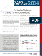 Center for Housing Policy 2014 Report