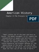 American History Unit:6