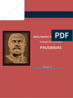 Pausanias-Description de la Grèce- Corinthe- http://www.projethomere.com
