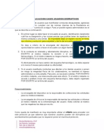 Protocolo SSMSO Para Usuarios Conflictivos