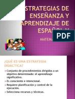 Estrategias Esp. Mat[1]