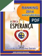 Ranking Oficial 2014