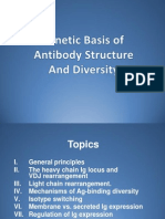 Antibody Diversity 2012