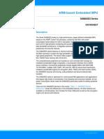 Atmel 11121 32 Bit Cortex A5 Microcontroller SAMA5D3 Datasheet