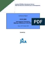 IVCO 2005 Report
