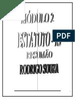 61170788 Estatuto Rj Comentado Rodrigo Sousa[1]
