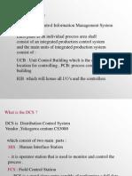 Basic Information Control System