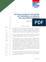 08285 lucha contra la corrupción en colombia