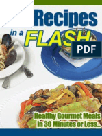 101 Recipes in a Flash
