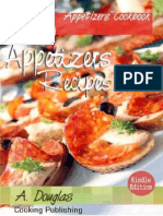 150 Appetizers Recipes