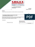SAIT Formato de Cotizacion Sq3755