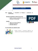 Tecnicas y Materiales de Capacitacion