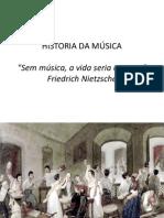 Slide de Artes - Musica