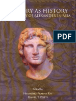 Differing Modes of Contact Between India & the West - Some Achaemenid & Seleucid Examples