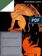 01.Antichitatea clasica