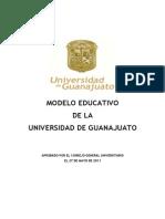 Modelo Educativo Ug