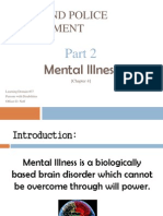 4 - Part 2 - Mental Illness