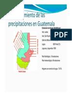 Vertientes de Guatemala