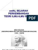 Kuliah Teori Ilmu Sosial (Penting)
