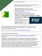 Loadenthal - Insight and Ecoterrorism