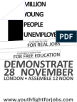 Million YounG PeoPle UnemPloYed