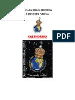 Calendário da Visita da Imagem Peregrina Dioc. Fx - PDF