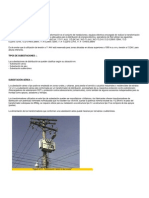 Una subestación de distribución o centro de transformación es el conjunto de instalaciones y equipos eléctricos encargado de realizar la transformación de niveles de alta