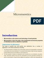 Micro Meritics