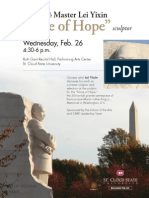 MLK Stone of Hope Lecture