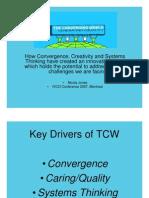 IVCO 2007 Converging Creativity