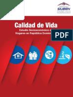 Calidad de Vida - Estudio Socioeconomico de Hogares en Republica Dominicana