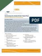 Harnessing the Global N-Gen Talent Pool