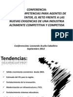 Conferencia Competencias Agentes 2
