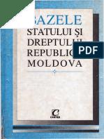 Bazele Statului şi Dreptului Republicii Moldova
