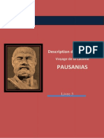 Pausanias-Description de la Grèce- La Laconie- http://www.projethomere.com