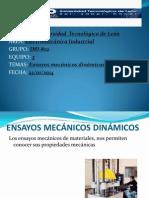 ensayos mecanicos dinamicos 1