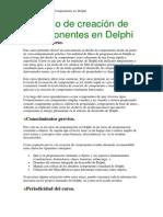 Crear Componentes Delphi