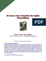 El Curso Mas Completo de Ingles (Gramatica)